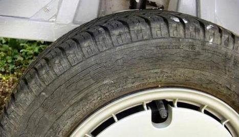 Dopo quanti anni bisogna cambiare gli pneumatici? | Varie dal web | Scoop.it