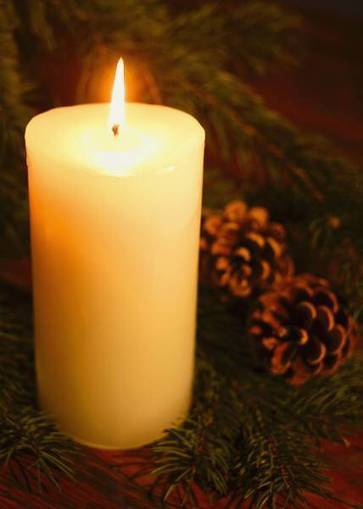 The true meaning of christmas candle. | Unlimited Knowledge | Scoop.it