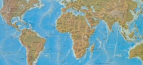 Pourquoi certains noms de pays sont-ils masculins et d'autres féminins? | le français: ma passion | Scoop.it