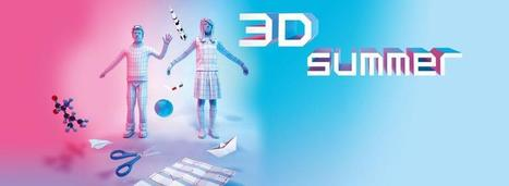 3D Summer at the Science Museum   insegnamento & mondi virtuali   Scoop.it