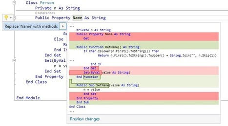 Visual Studio '15' Preview 3 for C# and Visual Basic | News de la semaine .net | Scoop.it