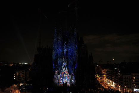 Espagne – Barcelone : Hommage multimédia sur la SagradaFamilia | Merveilles - Marvels | Scoop.it