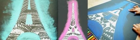Les ateliers des collections : Magic Tour Eiffel - MaM   La Tour Eiffel   Scoop.it