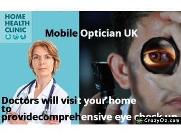 Mobile Optician UK, United Kingdom | Home Health | Scoop.it