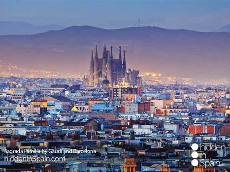 Barcelona - discover it at your own pace - Hidden in Spain | travel Spain | Scoop.it