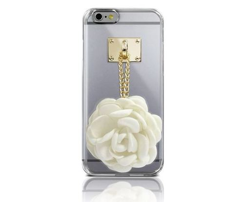 DreamPlus Flower Charming Clear Phone Case | Korea Hallyu | Best Smartphone Cases | Scoop.it