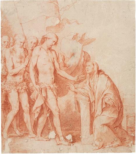 #Ribera. Maestro del dibujo - Exposición   Arts vivants, identité européenne - Living Arts, european Identity   Scoop.it