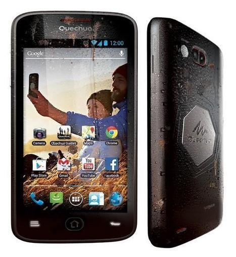 El teléfono Quechua que querrás llevarte de festival - Xataka Android | celulares | Scoop.it