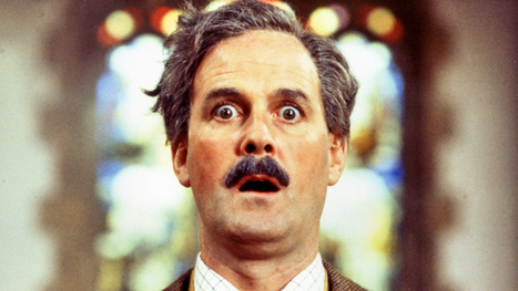 4 Lessons In Creativity From John Cleese | Film Futures | Scoop.it