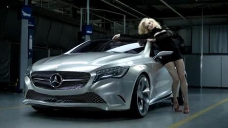 Mercedes ouvre un site e-commerce sur quatre de ses modèles !   digital   Scoop.it
