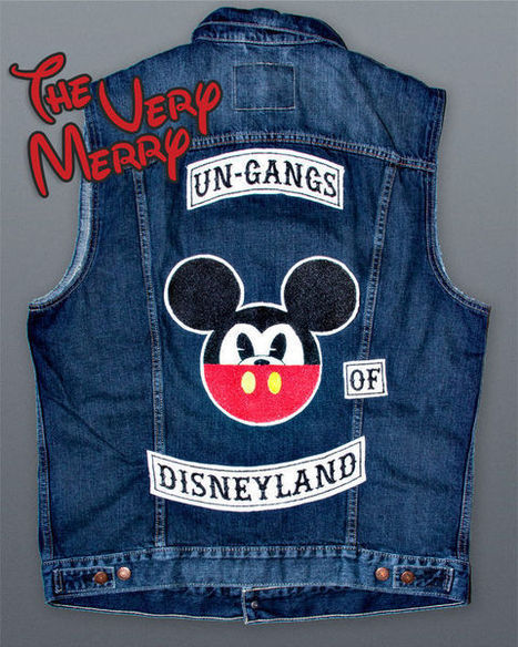 Disneyland Social Clubs: The Vests | Get Your Geek On | Scoop.it