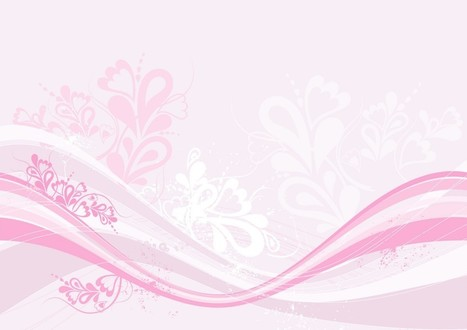 MODERN PINK FLORAL Backgrounds for PowerPoint Templates | Free PowerPoint Backgrounds | Scoop.it