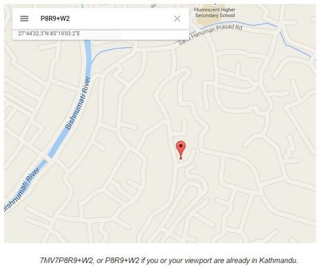 El buscador de Google y Maps incorporan un sistema para encontrar lugares con más precisión | GeeksRoom | SocialEduca | Scoop.it