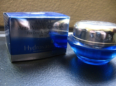 Hydroxatone AM/PM Anti-Wrinkle Comple | Hydroxatone | Scoop.it
