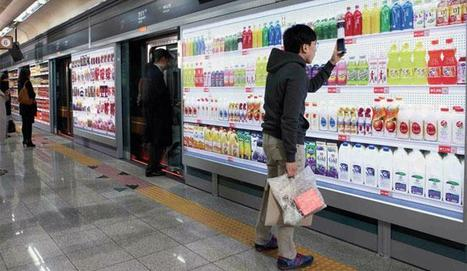 Chinese e-tailer to launch brick and mortar supermarkets filled with only QR codes | Portable MS MIT Degree | Scoop.it
