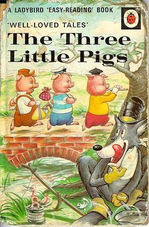 The three little pigs on the web - Page 1 | Reading For All | Scoop.it