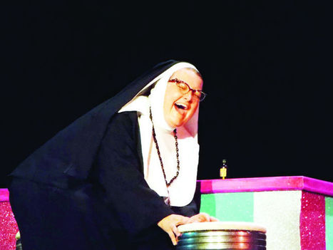 Humor a habit for 'Nunsense' - Emporia Gazette | Humor | Scoop.it
