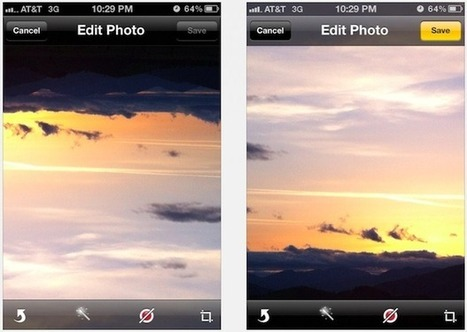 How to Rotate Photos on the iPhone & iPad | OSXDaily | How to Use an iPhone Well | Scoop.it