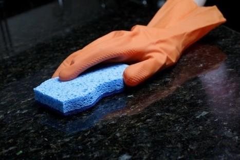 How to Clean Granite Countertops and Worktops? | Homes & Worktops | Scoop.it
