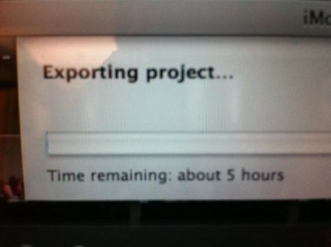 Oh iMovie. How do I love thee? I have 300 minutes to count the ways... | Digital Video Storytelling | Scoop.it