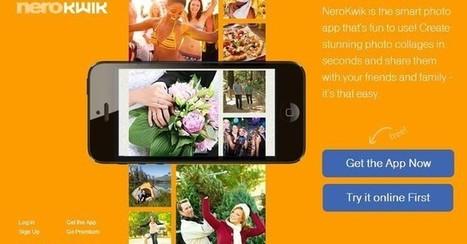 Nerokwik, una forma más atractiva de compartir tus fotografías | Fotografía | Scoop.it