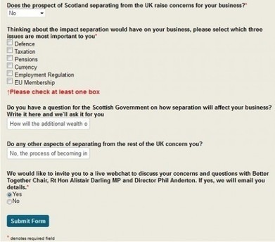 Wings Over Scotland | Manufacturing concern | Referendum 2014 | Scoop.it