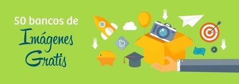 Los 50 mejores bancos de imágenes, fotos e iconos GRATIS | 150 herramientas gratuitas para crear materiales educativos con tics | Scoop.it