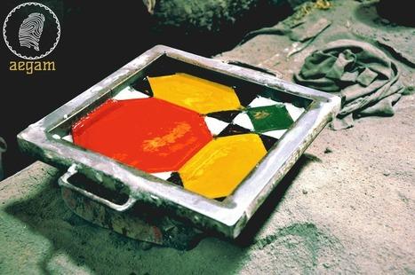 Chettinad Handmade tiles - aegam | Interior Design | Scoop.it