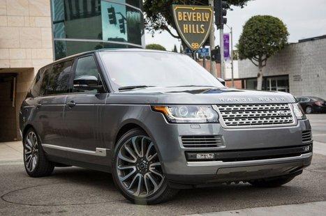Range Rover Langversion | Chefauto | Scoop.it