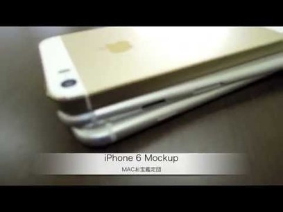 New video reveals iPhone 6 rear casing | Apple News - From competitors to owners | Scoop.it
