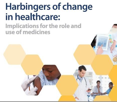 10 Harbingers of Disruptive Change in Healthcare | Digitized Health | Scoop.it