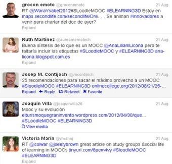 #SloodleMOOC .. un Mooc en español para educadores interesados en la enseñanza en mundos virtuales | Café puntocom Leche | Scoop.it
