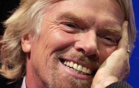 Richard Branson on Knowing When to Quit Your Day Job | Social Enterprise | Scoop.it