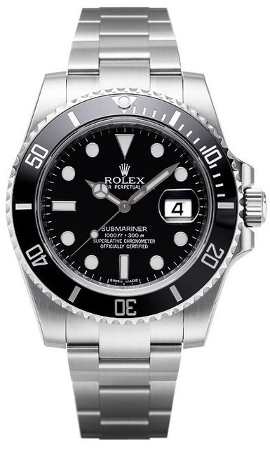 Pas Cher Replique Rolex Submariner Date 116610LN cadran noir | replique montres pas cher | Scoop.it