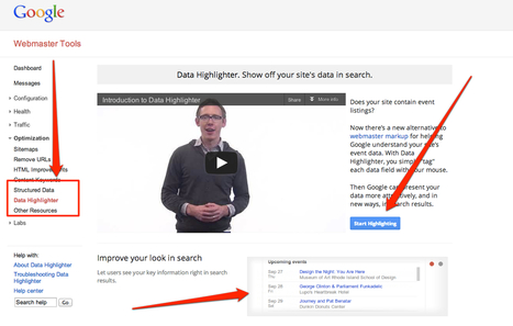 Google Makes Structured Data easy with Data Highlighter | Digital-News on Scoop.it today | Scoop.it