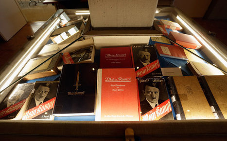 Reprint of Hitler's 'Mein Kampf' Tests German Law | History in the News | Scoop.it