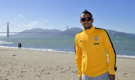 Calciomercato Juve, il giorno di Vidal. Rinnovo fino al 2018 - Tuttosport | Juventus news | Scoop.it