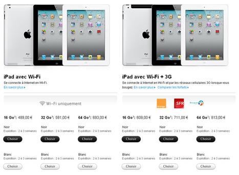 iPad 2 est ici - les détails de la commande - WeeBii | L'iPad 2 arrive... | Scoop.it