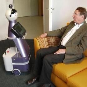 Nouveau prix national pour le robot Kompaï | Le numérique au service de la santé à domicile et de l'autonomie | Scoop.it