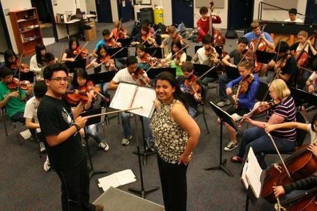 Seven Lakes High orchestra director named 'distinguished music educator' - Ultimate Katy | Orchestra | Scoop.it