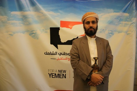 The U.S. government says he's a terrorist. This Yemeni politician denies it, but has advice for the Americans. | News in english | Scoop.it