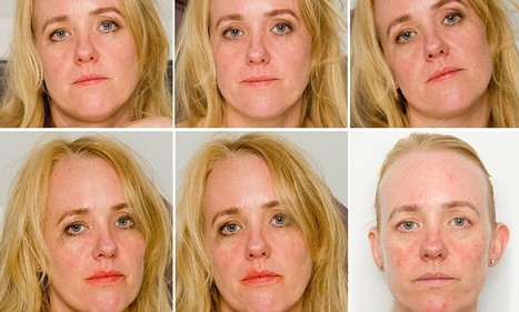 What sleeping in your make-up does to your skin: Our shocking experiment exposes what happens when you don't cleanse before bed | Anti-Aging Skin Care | Scoop.it