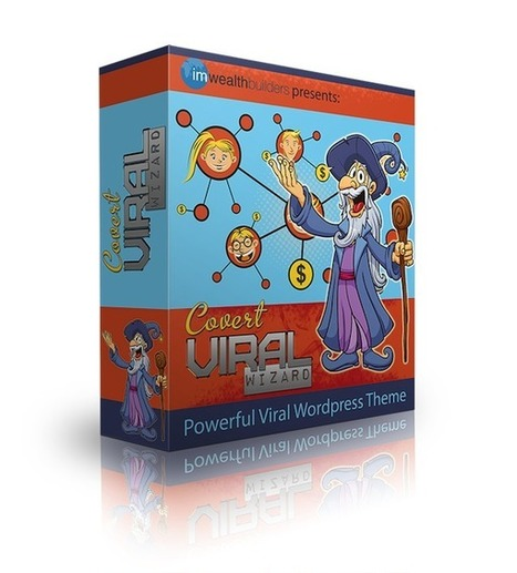 Covert Viral Wizard Review   Covert Viral Wizard — Covert Viral Wizard Review & Huge Bonus   The Powerful NEW Theme For Wordpress   Scoop.it
