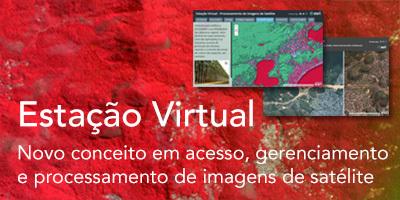 Webinar - Estação Virtual: Novo conceito em acesso, gerenciamento e processamento de imagens de satélite | Geotecnologias & Governo Federal | Scoop.it