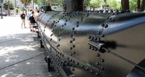 H.L. Hunley Divulges Confederate Secrets | DiverSync | Scoop.it