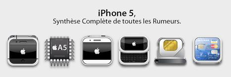 The complete iPhone 5 rumor roundup | Infographics | Scoop.it