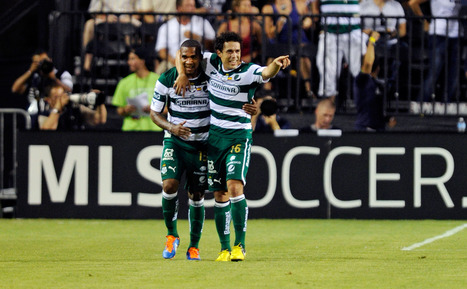CLUB ATLETICO LANUS vs. SANTOS LAGUNA Live Stream Online: 2014 Copa ... - Sports World News | Lanús wants the ticket  for the next round in the Libertadores Cup | Scoop.it