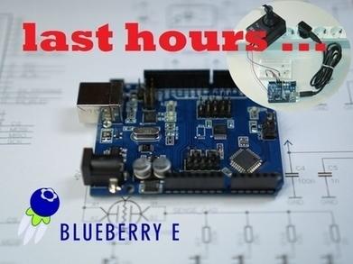 BlueberryE: WiFi connected sensors (Arduino compatible) | Raspberry Pi | Scoop.it