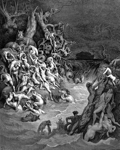 Are flood myths universal? | Flood Myths and Legends | Scoop.it