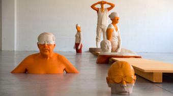 Willy Verginer | Visual Art - 21st century sculpture | Scoop.it